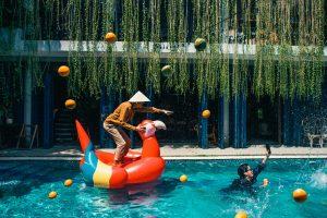 summer party fun