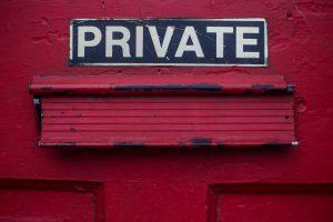 private RGPD